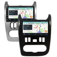 Ecran tactile Android 8.1 GPS Bluetooth Wifi Dacia Duster de 2010 à 2013