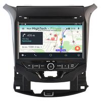 Autoradio Android 9.1 GPS écran tactile Wifi Chevrolet Cruze depuis 2016