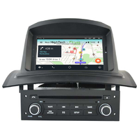 Autoradio écran tactile GPS Wifi Bluetooth Android 9.1 Renault Megane 2