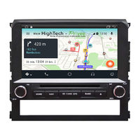 Autoradio Android 10 GPS DVD Bluetooth Toyota Land Cruiser depuis 2016