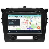 Poste Android 9.1 GPS écran tactile USB Bluetooth Suzuki Vitara depuis 2015