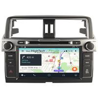Poste Android 9.1 GPS écran tactile USB Bluetooth Toyota Land Cruiser Prado depuis 2014