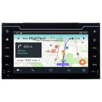 Autoradio Android 9.1 GPS avec Wifi Bluetooth Toyota Auris depuis 2017