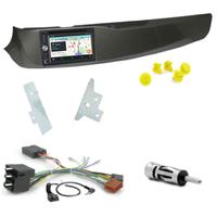 Pack Autoradio GPS Wifi Bluetooth Android 8.1 Alfa Romeo Giulietta de 2010 à 2013