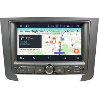 Autoradio Android 9.0 GPS avec Wifi Bluetooth Ssangyong Rexton depuis 2013