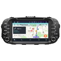 Autoradio Android 9.0 GPS avec Wifi Bluetooth Kia Soul depuis 2014