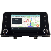 Autoradio Android 8.1 GPS avec Wifi Bluetooth Kia Picanto depuis 2017