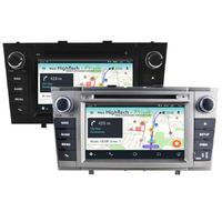 Autoradio Android 8.1 GPS avec Wifi Bluetooth Toyota Avensis de 2009 à 2013