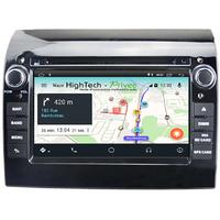 Autoradio Android 9.1 GPS DVD écran tactile Fiat Ducato, Peugeot Boxer et Citroën Jumper