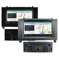 Autoradio Android 8.1 GPS DVD écran tactile Peugeot 407