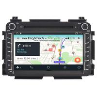 Autoradio Android 9.1 GPS écran tactile Wifi Honda HRV de 2015 à 2019