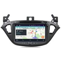 Autoradio Android 9.0 GPS écran tactile Wifi Opel Corsa depuis 2015