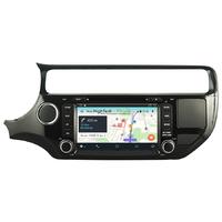 Autoradio Android 9.1 GPS DVD écran tactile Kia Rio de 2015 à 2017