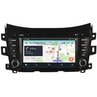 Autoradio Android 8.1 GPS Waze Wifi Nissan Navara NP300 depuis 2015