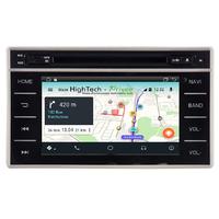 Autoradio Android 9.1 GPS Waze Wifi Toyota Hilux depuis 2015