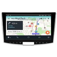 Autoradio Android 9.0 GPS Waze Wifi Volkswagen Passat de 2010 à 2015