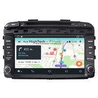 Autoradio Android 9.1 GPS DVD Mains libres Bluetooth Kia Sorento depuis 2015