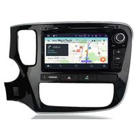Autoradio Android 9.0 GPS écran tactile Wifi Mitsubishi Outlander depuis 2015