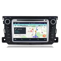 Autoradio Android 8.1 GPS écran tactile Wifi Smart Fortwo de 2010 à 2015
