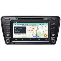 Autoradio Android 8.1 GPS DVD Skoda Octavia de 2013 à 2017