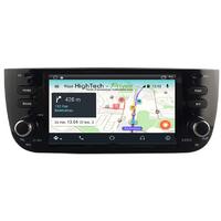 Autoradio GPS Android 9.1 tactile Fiat Punto Evo et Linea (PAS de lecteur CD/DVD)