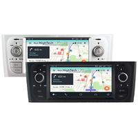 Autoradio GPS Android 9.1 Bluetooth Fiat Grande Punto (PAS de lecteur CD/DVD)