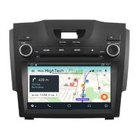 Autoradio GPS Android 9.1 écran tactile Chevrolet Trailblazer et Isuzu D-Max