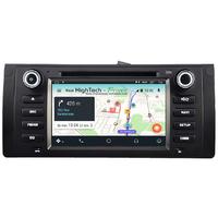 Autoradio GPS Android 8.1 écran tactile BMW X5 E53 et Série 5 E39