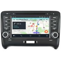 Autoradio Android 8.1 Audi TT avec Navigation GPS Waze
