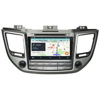 Autoradio Android 8.1 GPS écran tactile Hyundai Tucson de 2015 à 2018
