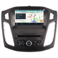 Autoradio Android 8.1 GPS écran tactile Ford Focus de 2015 à 2018