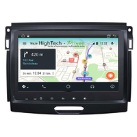 Autoradio Android 8.1 GPS DVD Bluetooth Ford Ranger depuis 2015