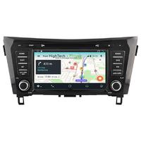 Autoradio Android 9.1 GPS Nissan X-Trail et Qashqai depuis 2014