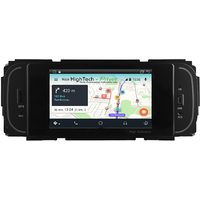 Autoradio GPS Android 8.1 Jeep Wrangler, Cherokee, Grand Cherokee