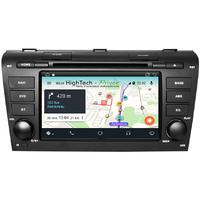 Autoradio Android 8.1 GPS Bluetooth Wifi Mazda 3 de 2004 à 2009