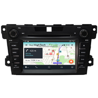 Autoradio GPS Android 8.1 Wifi Mazda CX-7 de 2007 à 2013