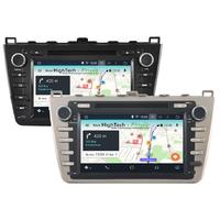 Autoradio Android 8.1 Wifi GPS Waze Mazda 6 de 2008 à 2012