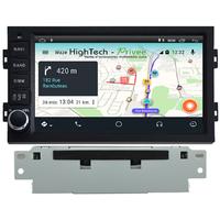 Autoradio GPS Android 8.1 Wifi Peugeot 308 de 2012 à 2018