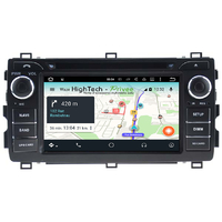 Autoradio Android 9.0 Wifi GPS Waze Toyota Auris de 2013 à 2016