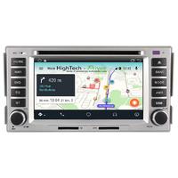 Autoradio Android 8.1 Wifi GPS Waze Hyundai Santa Fe de 2006 à 2012