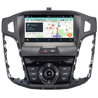 Autoradio GPS Wifi Bluetooth Android 8.1 Ford Focus de 2012 à 2015