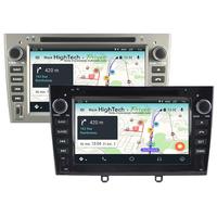 Autoradio GPS Wifi Bluetooth Android 10 Peugeot 308 et RCZ