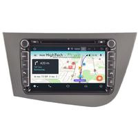 Autoradio Android 9.1 GPS Seat Leon de 09/2005 à 10/2012
