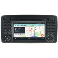 Autoradio Android 8.1 Wifi GPS Mercedes Classe R W251 de 2006 à 2012