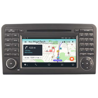 Autoradio Android 8.1 GPS Mercedes ML W164 et GL X164 de 2005 à 2012