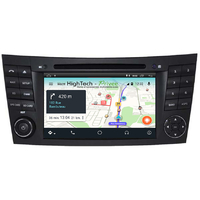 Autoradio Android 8.1 Wifi GPS Waze Mercedes Benz Classe E W211, CLS & Classe G W463