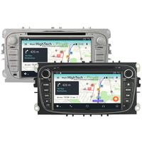 Autoradio Android 8.1 GPS Wifi Bluetooth Ford Mondeo, Focus, S-Max, Galaxy