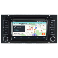 Autoradio Android 8.1 Wifi GPS Waze Volkswagen Touareg et Multivan Transporter
