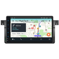 Autoradio Android 9.1 écran tactile 9 pouces GPS BMW Série 3 E46 de 1998 à 2006