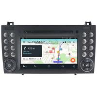 Autoradio Android 10 Wifi DVD GPS Waze Mercedes Benz SLK 171 de 2004 à 2011